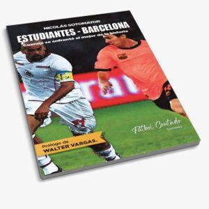 Tapa del libro Estudiantes - Barcelona